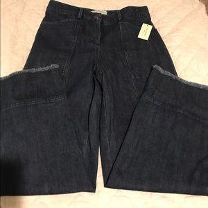 🌸MAX STUDIO Wide Leg Jeans
